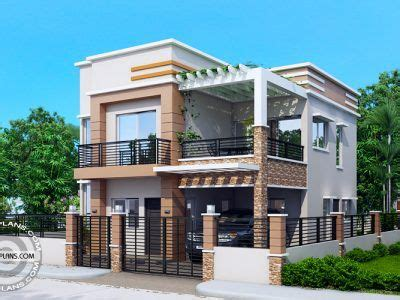 story house designs   fitted  narrow lots