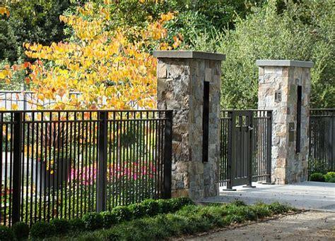 wrought iron fence ideas wrought iron fence decoist