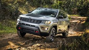 2021 Jeep Compass Loses Its Manual Transmission