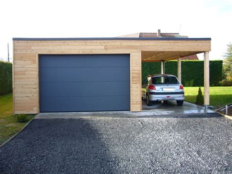 Carport An Garage by Garage Carport Recherche Maison En 2019