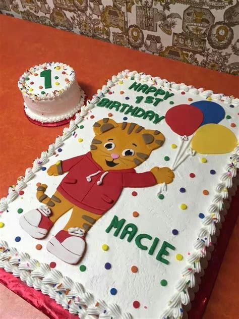 tigger birthday cake template 25 b 228 sta id 233 erna om daniel tiger cake p 229 pinterest