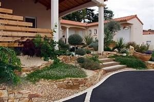 creation de jardin a cholet aux herbiers et beaupreau en With lovely amenagement terrasse et jardin 1 paysagiste en ligne creation jardins et terrasses