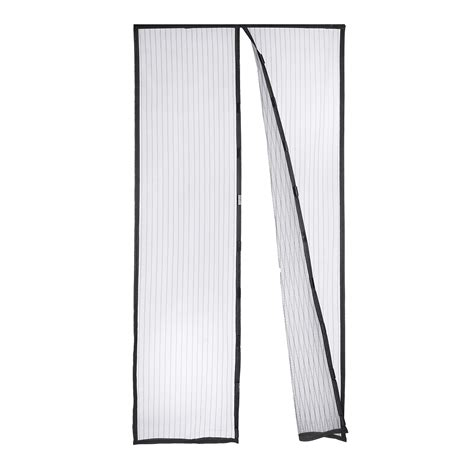 magnetic flying insect door window curtain mesh magic bug