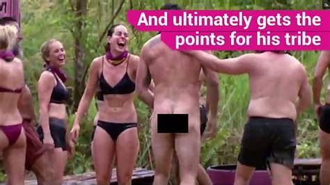 Locklan Gilbert loses pants on Australian Survivor | Daily ...