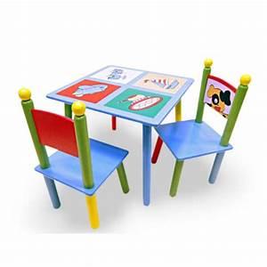 Table Enfant Avec Chaise : table chaise enfant meilleur chaise gamer avis prix ~ Teatrodelosmanantiales.com Idées de Décoration