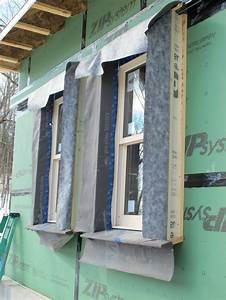 Extending window openings for a deep energy retrofit for Exterior window insulation