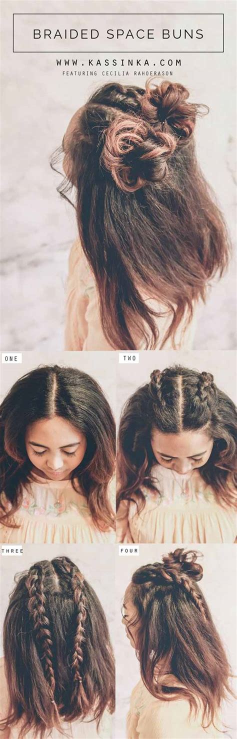 42 Best Pinterest Hair Tutorials The Goddess