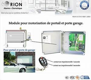 Alarme Périmétrique Pour Maison : alarme porte maison porte de garage securisee kerui ~ Premium-room.com Idées de Décoration