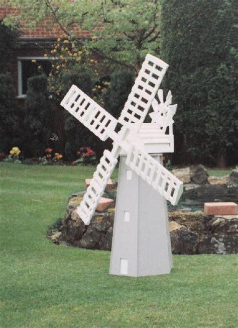 working garden windmill model plan hobbies