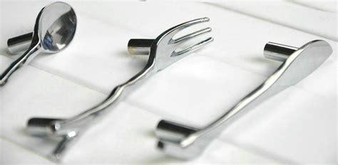 6pcs lot retro tableware knife spoon fork zinc alloy kitchen cupboard cabinet wardrobe door