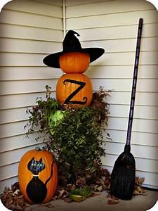 Deco Halloween Diy : 25 diy halloween decorations ideas magment ~ Preciouscoupons.com Idées de Décoration