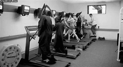 Class Wrong Walking Fitness Shy Gym Into