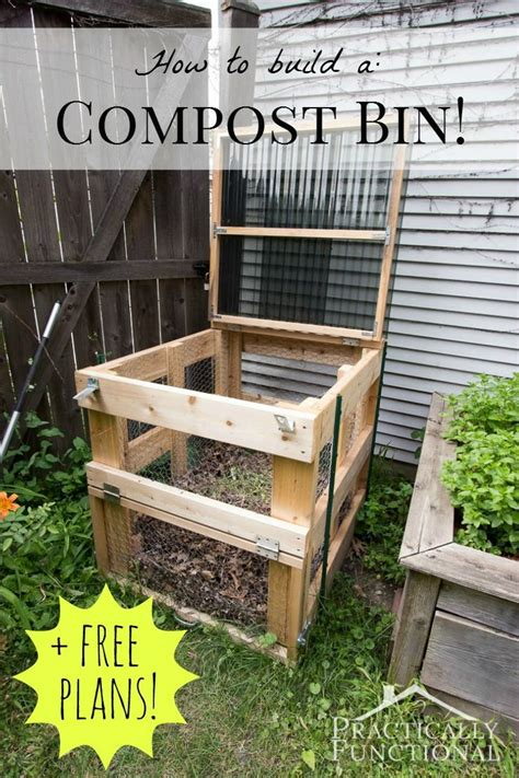 How To Backyard Compost by Best 25 Diy Compost Bin Ideas On Outdoor