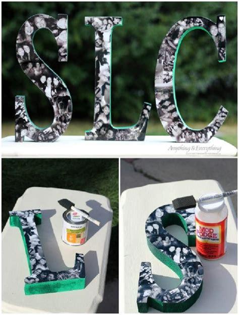 ideas  making creative decorative letters