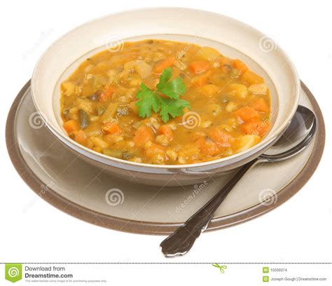 Thick  Ee  Vegetable Ee    Ee  Soup Ee   Stock Images Image