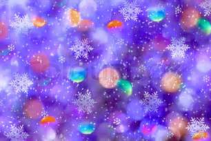 background with a magic lights stock photo colourbox