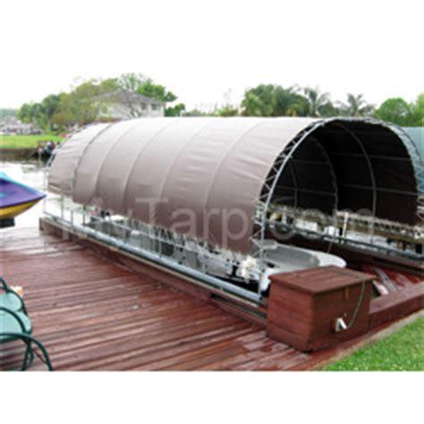 Boat Dock Canopy Covers by Mytarp Boat Dock Cover Tarps