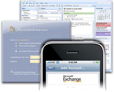 exchange on iphone walkthrough exchange activesync on your iphone 2 0 imore