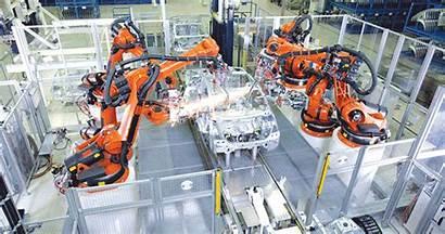 Automotive Robots Industry India Safety Precision Magazine