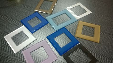 light touch glass switch panel wall switch glass plates