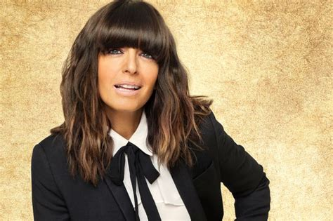 Strictly host Claudia Winkleman 'worries about getting ...