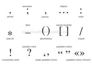 Punctuation: more telling than you thought Learning to Fly