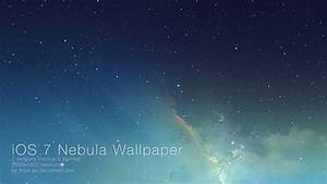 iOS 7 Nebula Wallpaper by filipe-ps on DeviantArt