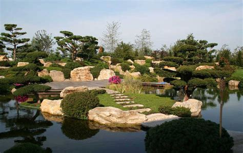 Japanischer Garten Rechen by Der Japanische Garten
