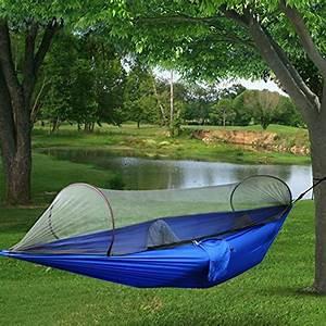 Ultra Light Backpacking Tent Camping Hammock Topist Hammock Tent Pop Up Mosquito Net