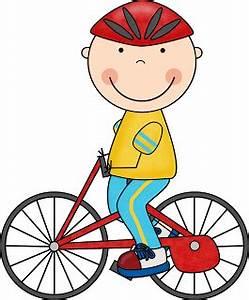 Kid Bike Clipart