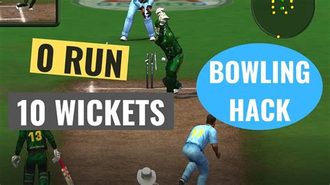 For playing this game the first thing is that users need to create the account. EA sports cricket 17  India vs Australia   bowling tips ...
