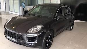 Porsche Macan S Black Edition - YouTube  Black