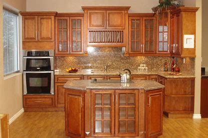 glazed rta maple kitchen cabinets  minnesota usa