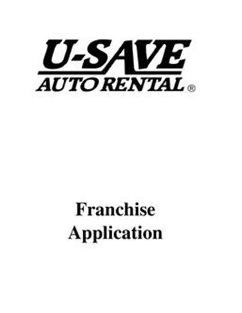 truck driver   save rental franchise application