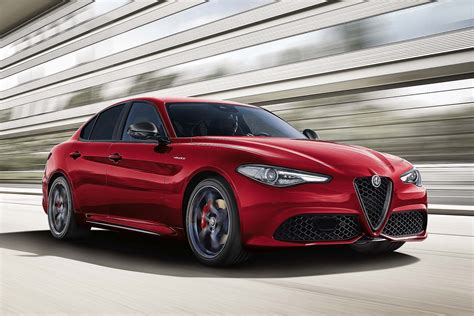 Alfa Romeo Giulia And Stelvio Upgraded With Revised