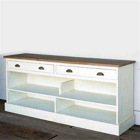 Farmhouse Sideboard by Park Hill Collection Farmhouse Sideboard Na0479