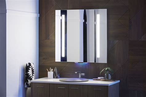 Kohler Bathroom Mirrors by Kohler S Smart Mirror Can A New Line Of Voice