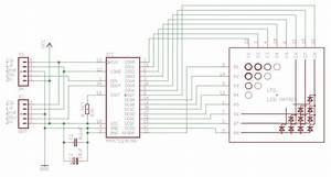 Md Max72xx Led Matrix Arduino Library  Parola Custom Module