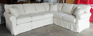 Sofa with chaise slipcover sure fit stretch pique two seat for Sofa protector for sectional