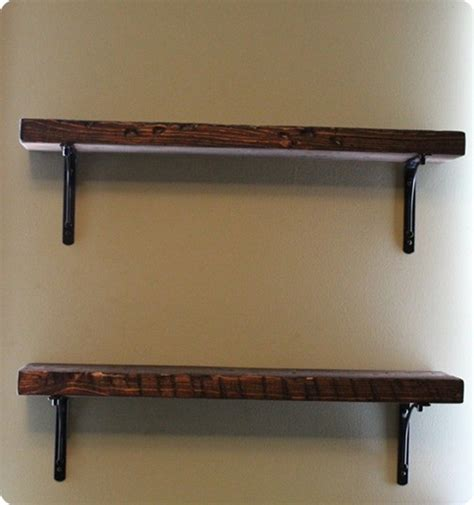 wood shelving reclaimed wood shelves casual cottage