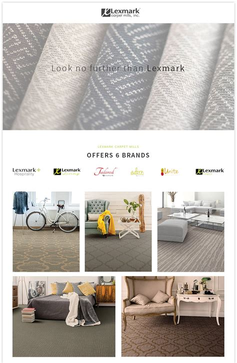 Lexmark Carpet Floors