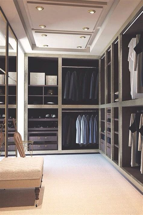 interior walk in closet details designs colors