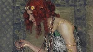 Farben Des Jugendstils : der symbolismus in lettland ausstellung im nationalmuseum ~ Lizthompson.info Haus und Dekorationen