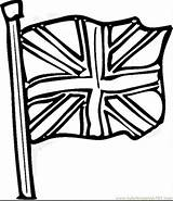 Flag Coloring British Britain Clipart Printable England Ausmalbilder Flaggen Drawing Union Jack Zum Ausmalen Malvorlagen Coloringpages101 Konabeun Donkey Cartoon Kingdom sketch template
