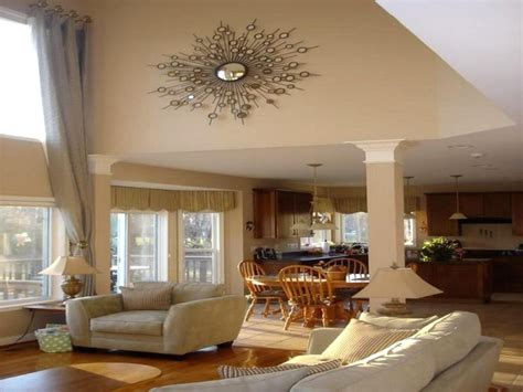 42 Decorating Ideas For Large Open Living Room Living