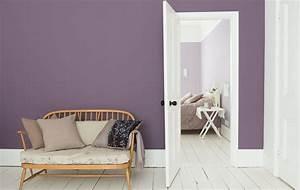 Richtige Farbe Für Schlafzimmer : wand farbig streichen grau ~ Markanthonyermac.com Haus und Dekorationen