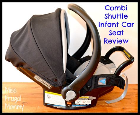 Combi Shuttle Infant Car Seat Review (getting Ready For