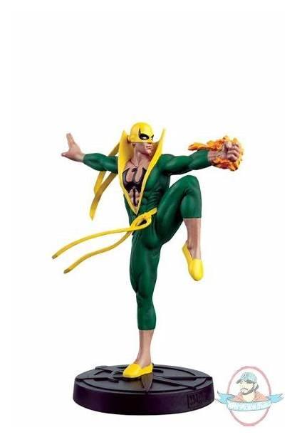 Iron Eaglemoss Fist Marvel Fact Special Figure