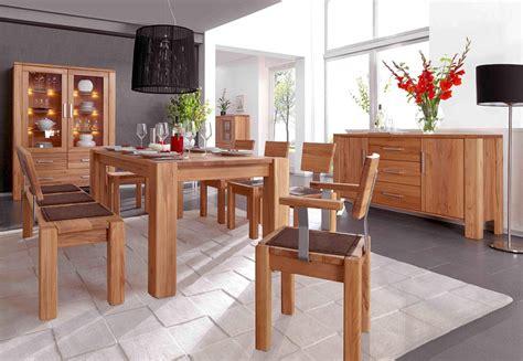 Esszimmer Holz by Kernbuche Esszimmer Forafrica