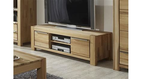 tv board massiv tv board nena lowboard tv unterteil in kernbuche massiv
